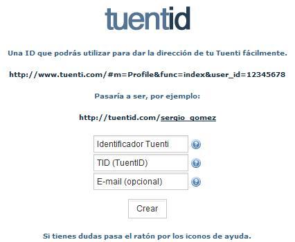 tuentid_direcciones_cortas_tuenti