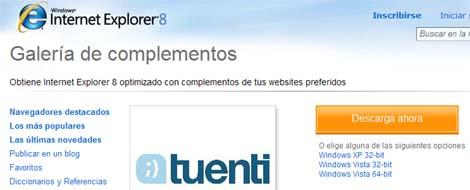 tuenti-internet-explorer