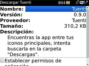tuenti-update-blackberry